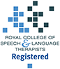RCSLT Registered